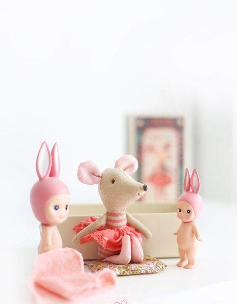 Sonny Angel Sonny Angel - Pink flower Figure