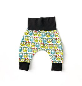 3 p'tits pois Pre-Order Monster Pants