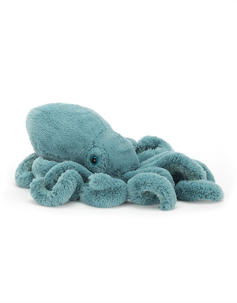 Jelly Cat Peluche Calmar