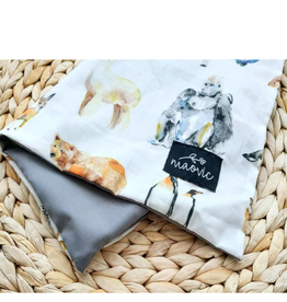 maovic Maovic Pillow Case for Kids - Zoo
