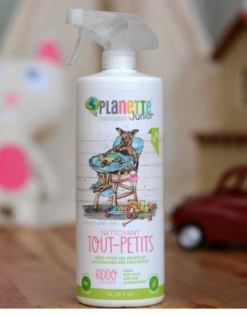 Planette Kiddo cleaner - Planette Junior