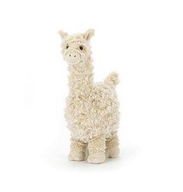 Jelly Cat Plush - Small Llama