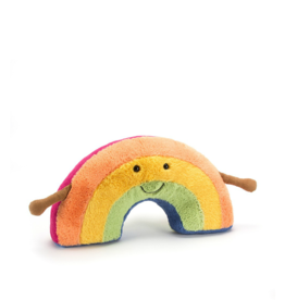 Jelly Cat Peluche Arc-en-ciel