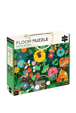 Petit Collage Floor puzzle - Insects from the garden 3+