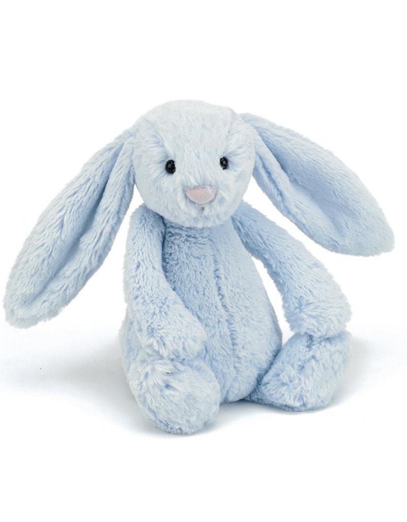 Jelly Cat Plush - Blue rabbit small