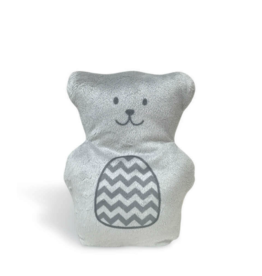 Béké Bobo Therapeutic bear - Grey