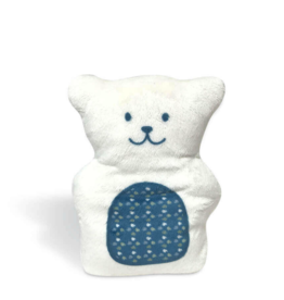 Béké Bobo Therapeutic bear - Beige and blue