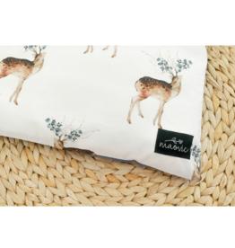 maovic Oreiller pour enfant - Écales de sarrasin - Cerfs