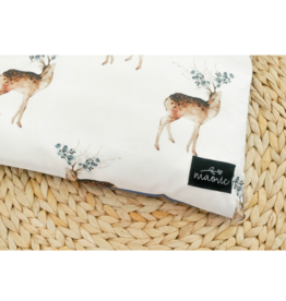 maovic Pillow for babies - Organic Buckwheat - Deer
