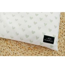 maovic Pillow for babies - Organic Buckwheat - Heart