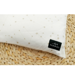 maovic Pillow for babies - Organic Buckwheat - Star
