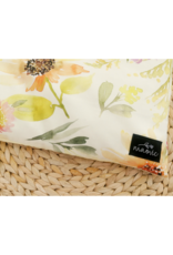 maovic Pillow for babies - Organic Buckwheat - Yellow flower