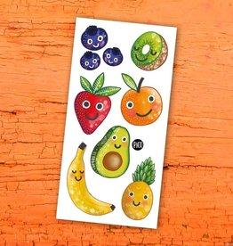Pico Tatouage - Les fruits en folie