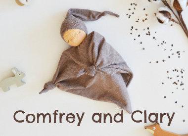 Comfrey & Clary
