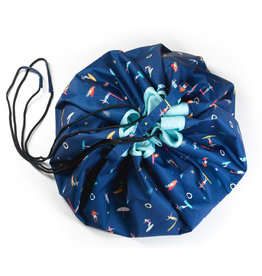 Play and Go Playmat and Waterproof Storage Bag - Surfer