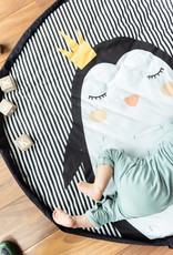 Play and Go Baby Play mat and Storage Bag - Pinguin