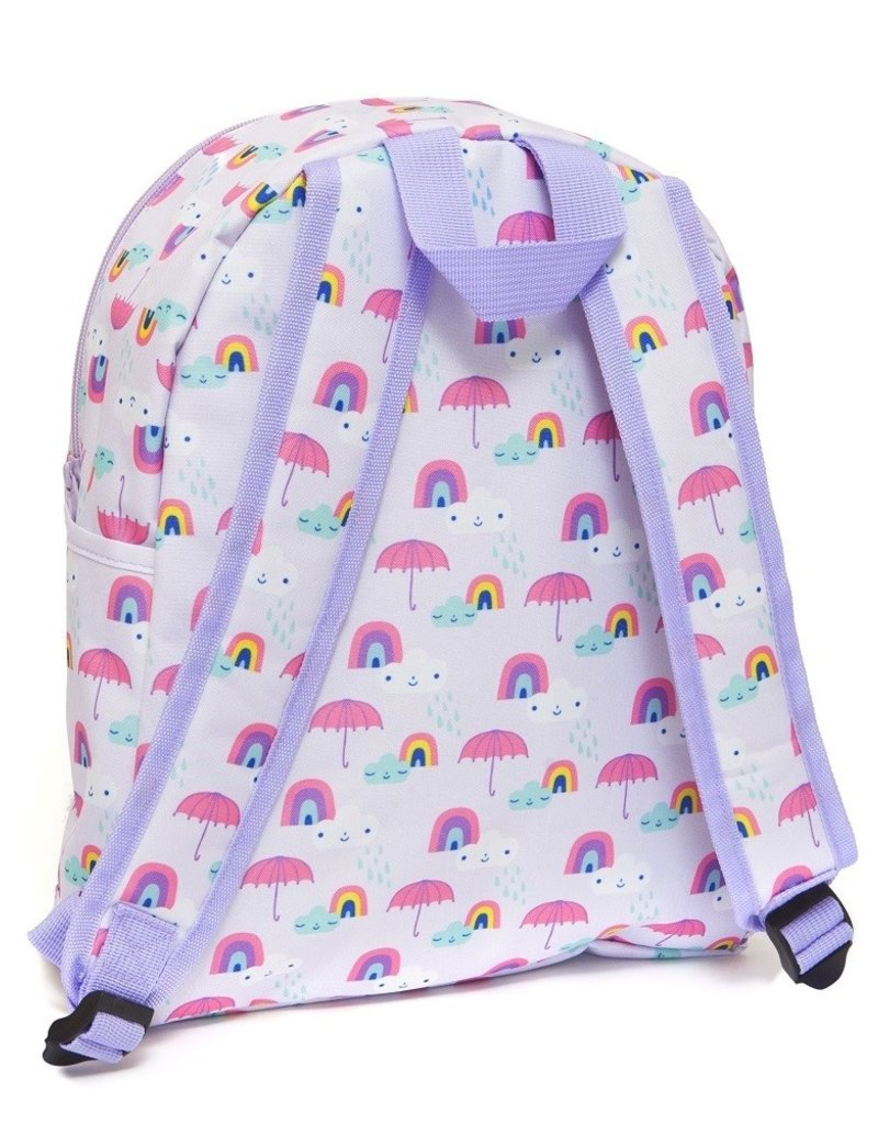 Petit Monkey Backpack - Rainy day