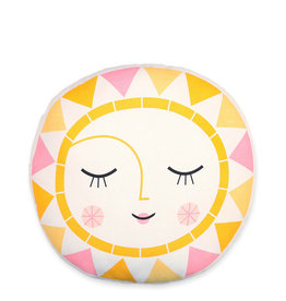 Petit Monkey Cushion - Happy Sun
