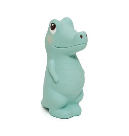 Petit Monkey Rubber toy - Crocodile