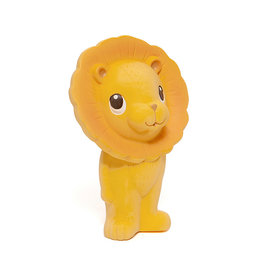 Petit Monkey Rubber toy - Lion