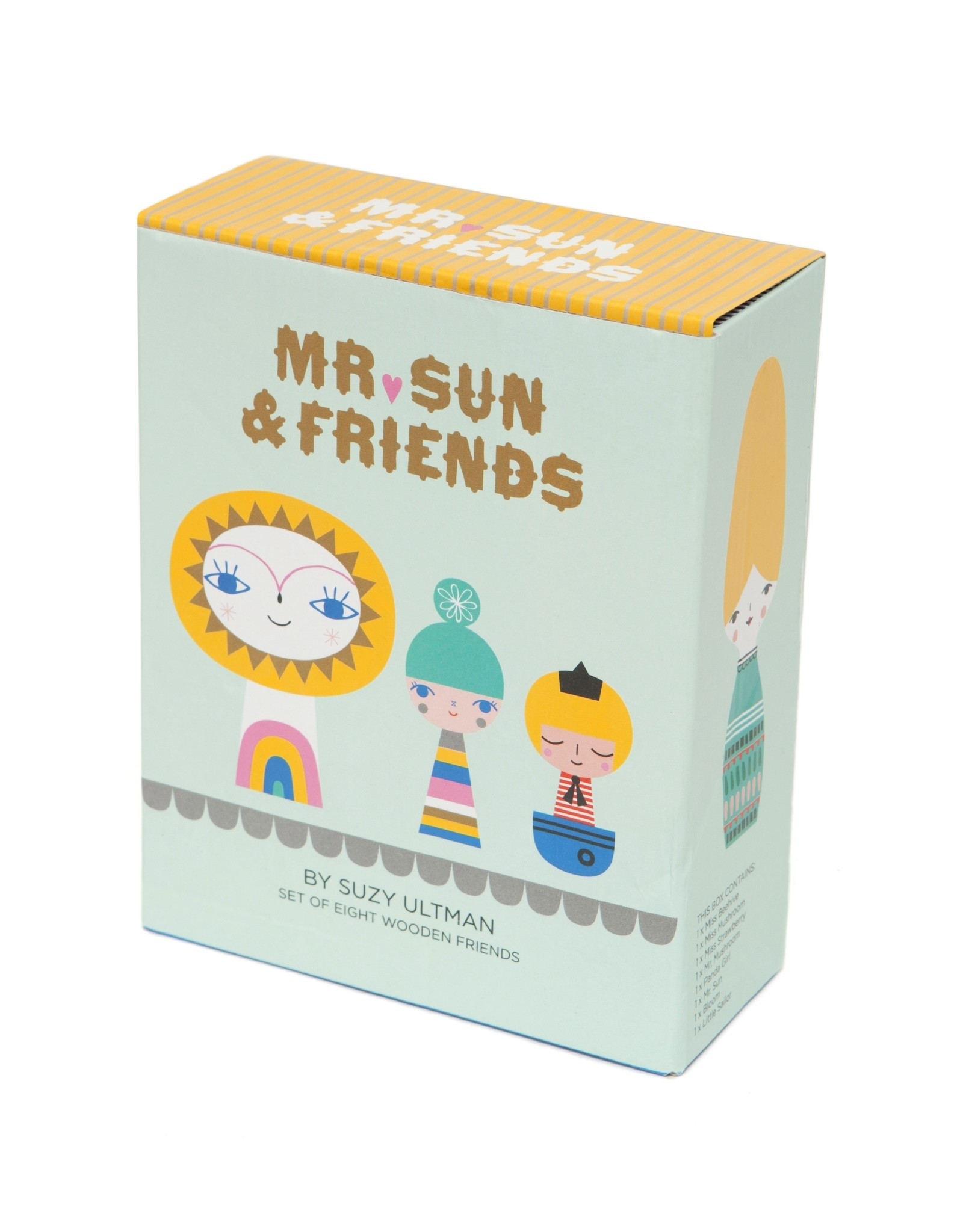 Petit Monkey Mr Sun and Friends
