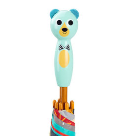 Vilac Umbrella - Teal Bear