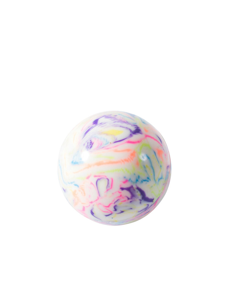 Moulin Roty Bouncy Ball - Pink and purple mauve