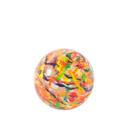 Moulin Roty Bouncy Ball - Orange Blue Green