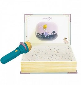 Moulin Roty Torche lumineuse à raconter des histoires - Les histoires du soir