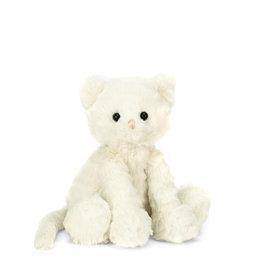 Jelly Cat Peluche Chaton blanc - Petit