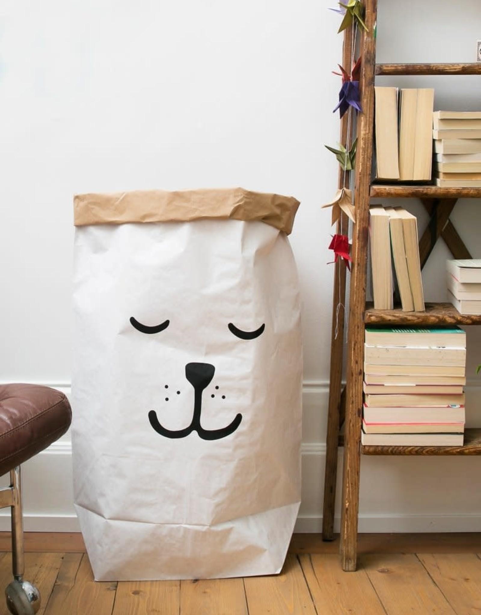 Tellkiddo Storage Paper Bag - Sleeping Bear