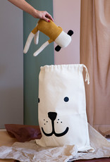 Tellkiddo Storage fabric bag - Bear