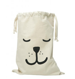 Tellkiddo Storage fabric bag - Sleeping bear