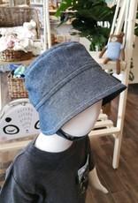 Tirigolo Chapeau ajustable - Bleu jean pâle - 12m-18m