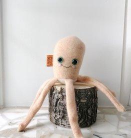 Raisin Diadem Peluche en tricot de laine - Pieuvre