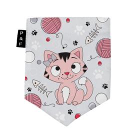 Poches & Fils FEMME Camisole- Poche chat Charlotte - Livraison incluse