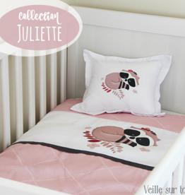 Literie pour bassinette - Juliette