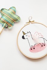 Ale Hoop Wall decoration - Unicorn
