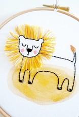 Ale Hoop Décoration murale - Lion
