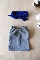 Paola Reina Robe pour poupée Paola Reina - Couleur Jeans