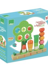 Vilac I lear counting vegetables