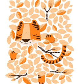 coucou illustration Illustration -  SLEEP TIGHT TIGER