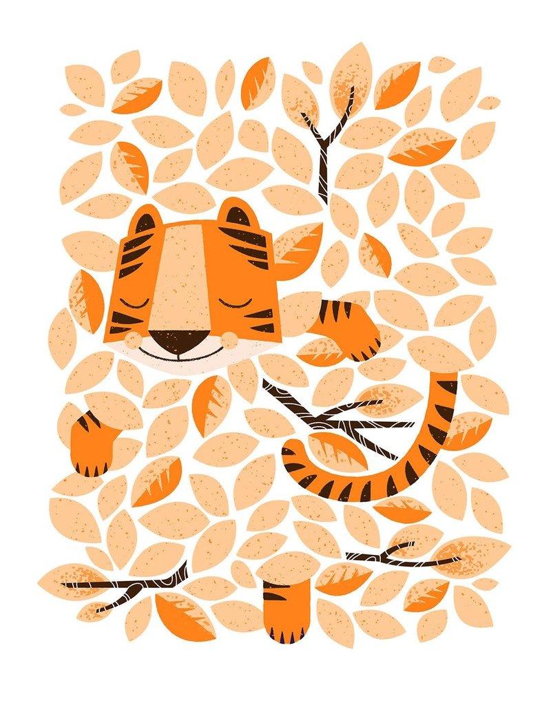 coucou illustration Illustration -  SLEEP TIGHT TIGER