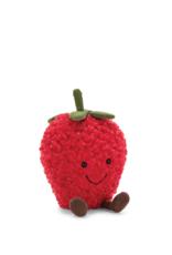 Jelly Cat Peluche fraise - Petite