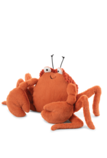Jelly Cat Peluche Crabe