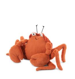 Jelly Cat Peluche Crabe