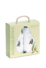 Jelly Cat Mousseline - Duo Avocat