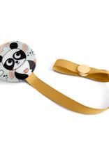 Loliko Pacifier Clip - - Loliko - Elliot the panda