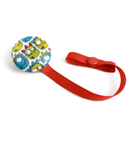 Loliko Pacifier Clip - - Loliko - MOnstres