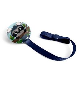 Loliko Pacifier Clip - - Loliko - Sam the Sloth
